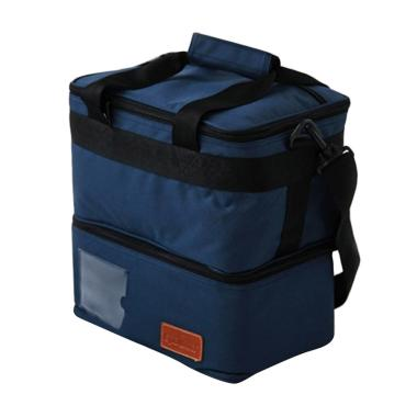 Spectra Carrier Bag - Navy (tanpa Ice Pack)