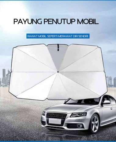 harga Payung Lipat Sun Shield Pelindung Sinar UV Matahari Kaca Depan Mobil Blibli.com