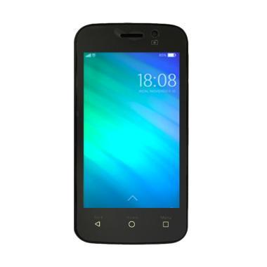 Advan M4 Smartphone - Black [4 GB/512 MB]
