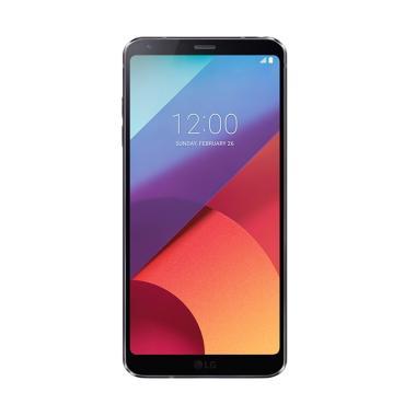 LG G6 Plus Smartphone - Black [128 GB/4 GB] + Free Powerbank