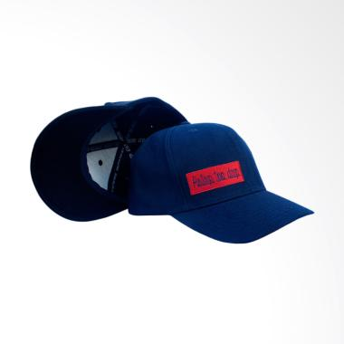 ASLEEP TOO DEEP Bordir Snapback - Navy