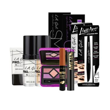 LA Girl Halloween Astaririri Package Make Up Set