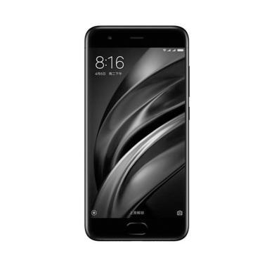 Xiaomi Mi 6 Smartphone - Black [128 ... ansi Distributor 1 Tahun]