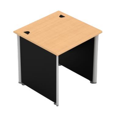 Ivaro EOD-7575 Modera Computer Desk ...  Brown Black (Knock Down)