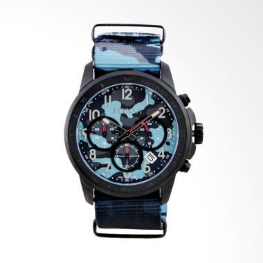 Bonia Jam Tangan Pria - Blue [B10160-1784C]