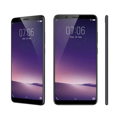 VIVO V7 Plus Smartphone -  Blackmat ... B/Garansin resmi 1 tahun]