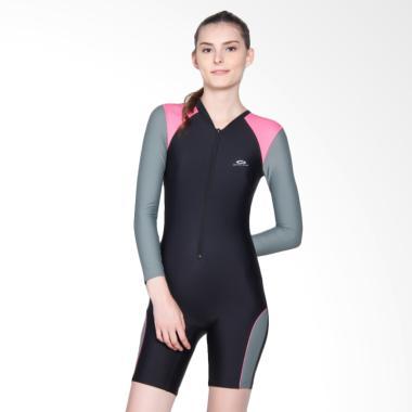 OPELON Baju Renang Wanita - Hitam [09.1480.001.16.BL]