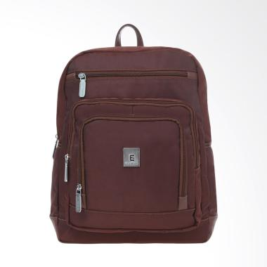 Elizabeth Bag Leah Backpack - Coklat
