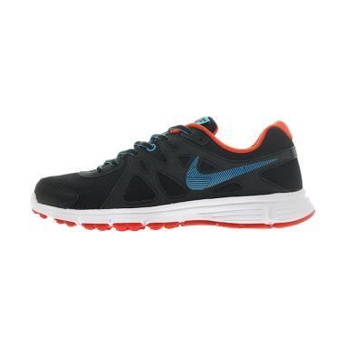 NIKE Revolution 2 Sepatu Running Pria - Black [MSL 554954 057]