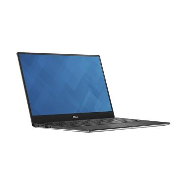 DELL XPS 13-7200U Laptop - Silver [8GB/256GB/Infinity Display]