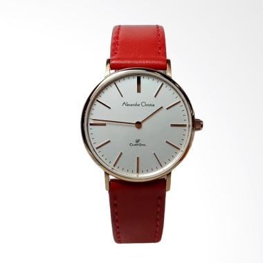 Alexandre Christie AC8490LH Classic ... r Jam Tangan Wanita - Red