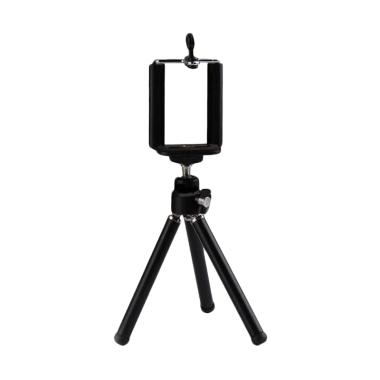 Wanky FDT Smartphone Mini Tripod with Holder U - Hitam