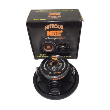 ADS ASW1000 Nitrous NOS Subwofer [10 inch]
