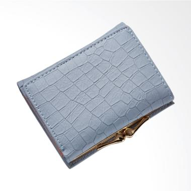 Aamour Stoney Woman Wallet - Grey