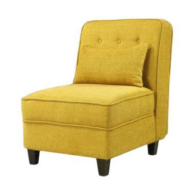 Ivaro Tinny Sofa - Yellow