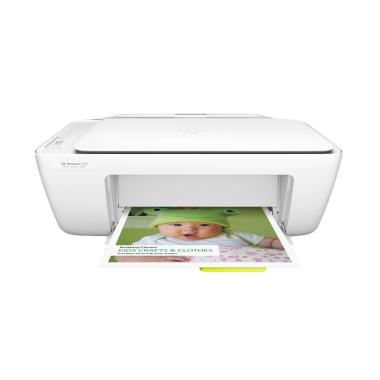 HP Deskjet 2132 Printer - White [All-In-One Printer]