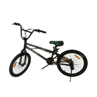 harga Wim Cycle FS Blade Snake 20 AF Sepeda BMX - Black Blibli.com