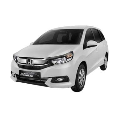 New Honda Mobilio 1.5 E Mobil - White Orchid Pearl