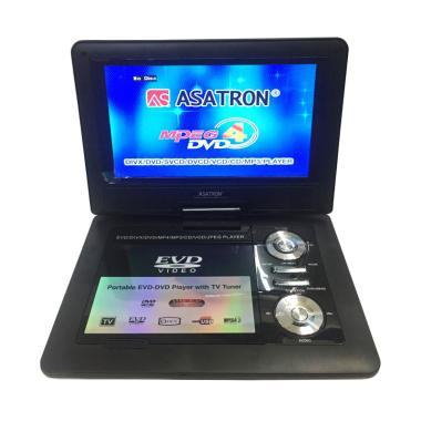 Asatron PDVD-993 DVD Portable [9 Inch/ TV/ USB/ FM/ SD Card]