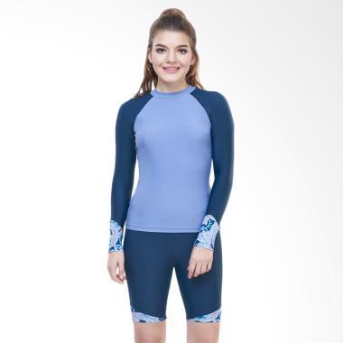 LEE VIERRA Batique Two Pieces Swimsuit Pakaian Renang Wanita
