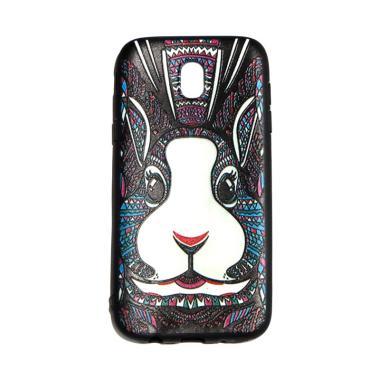 QCF Luxo Rimba Rabbit Kelinci Silik ... g Galaxy J5 Pro 2017 J530