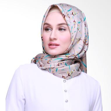 Level Up Maxmara Delia Hijab Square - Taupe