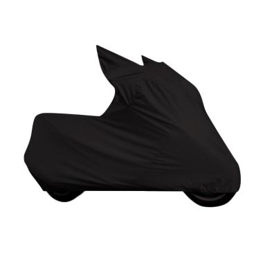 Mantroll Spesial Cover Motor for Yamaha NMAX ABS - Hitam