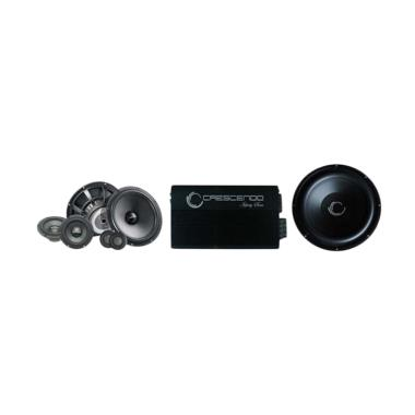 Innovation Paket Audio Mobil 3 Way 1 Power Speaker [Type I]