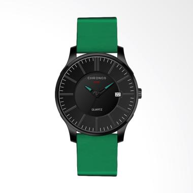 CHRONOS Brand Sports Fashion Men Wa ... n Pria - Green [WT0267-2]