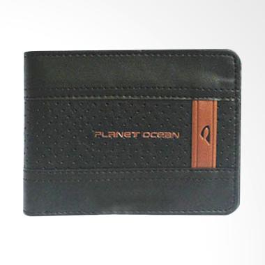 Planet Ocean Original Dompet Pria - Black [DPO278080]