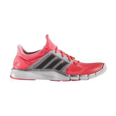 adidas Adipure 360.3 Women Running Shoes Sepatu Lari Wanita - Pink Orange  Deer  S77596  a72b95a403