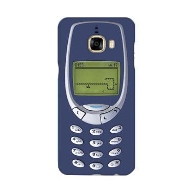Premiumcaseid Retro Vintage Phone S ... alaxy C7 Pro - Multicolor