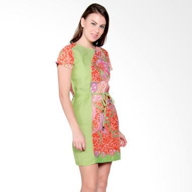 AURELIA BATIK Retania 03 Dress Wanita