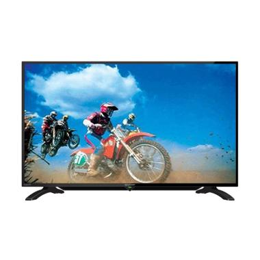 SHARP LC40LE295I TV LED - Hitam [40 Inch/Jadetabek]