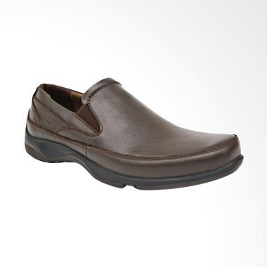 Borsa Chester Elder Sepatu Pria - Dark Brown