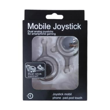 Mobile Joystick Game Remote Control - Grey