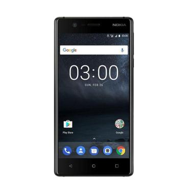 Nokia 3 Android Smartphone - Black