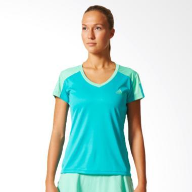 adidas Originals Club Tee Kaos Olahraga Wanita [AJ3219]