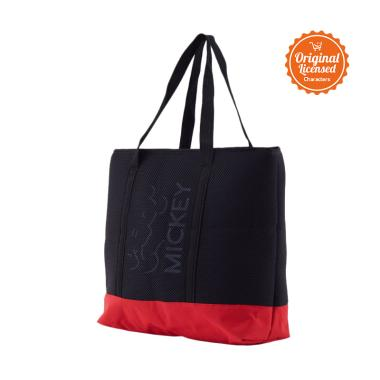 Mickey Mouse Sporty Hand Bag [Size L]
