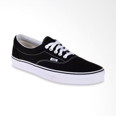 Vans U Era Sneakers Pria - Black 2