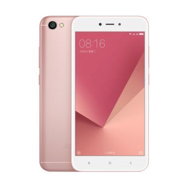 Xiaomi Redmi Note 5A Smartphone - Rose Gold [2 GB/16 GB/4G LTE]