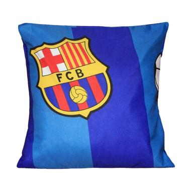Monalisa Motif Fc Barcelona Sarung Bantal Sofa [30 cm]