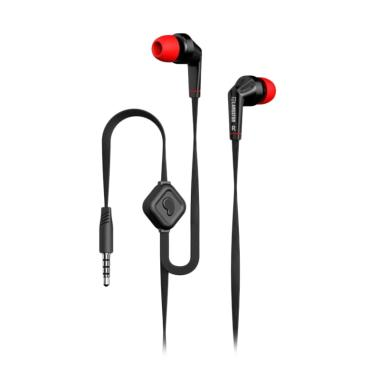 Langsdom Great Bass Headset - Black Red