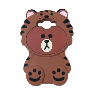 QCF Karakter 4D Beruang Kostum Sing ... Grand Prime G530 - Coklat