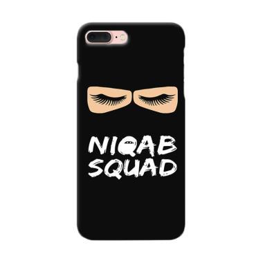 Premiumcaseid Hijab Niqab Squad Har ... iPhone 8 Plus - Jet Black