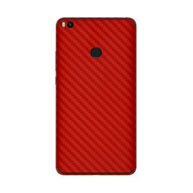 9Skin Premium Skin Protector for Xiaomi Mi Max 2 - Red Carbon [3M]