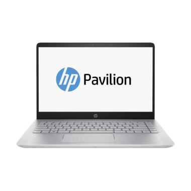 HP Pavilion 14-BF003TX Laptop - Purple Rose