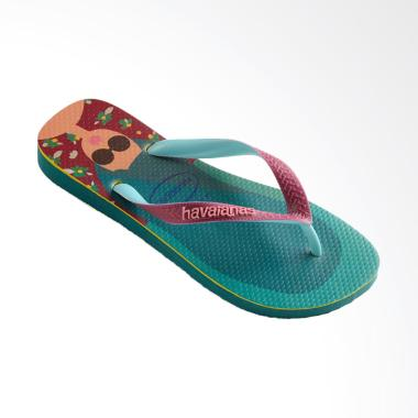 Havaianas Top Fashion CF 0047 Sandal Flip Flop Wanita - Petroleum