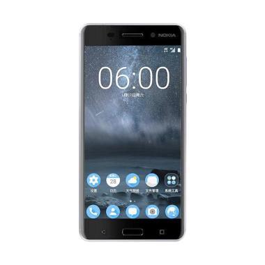 Nokia 6 Smartphone - Silver [32GB/ 3GB/LTE]
