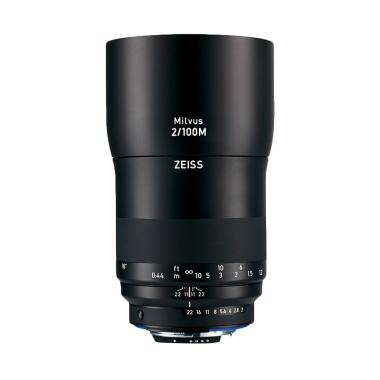 Carl Zeiss for Canon 100mm F/2.0 Milvus Makro Planar T* ZE jpckemang